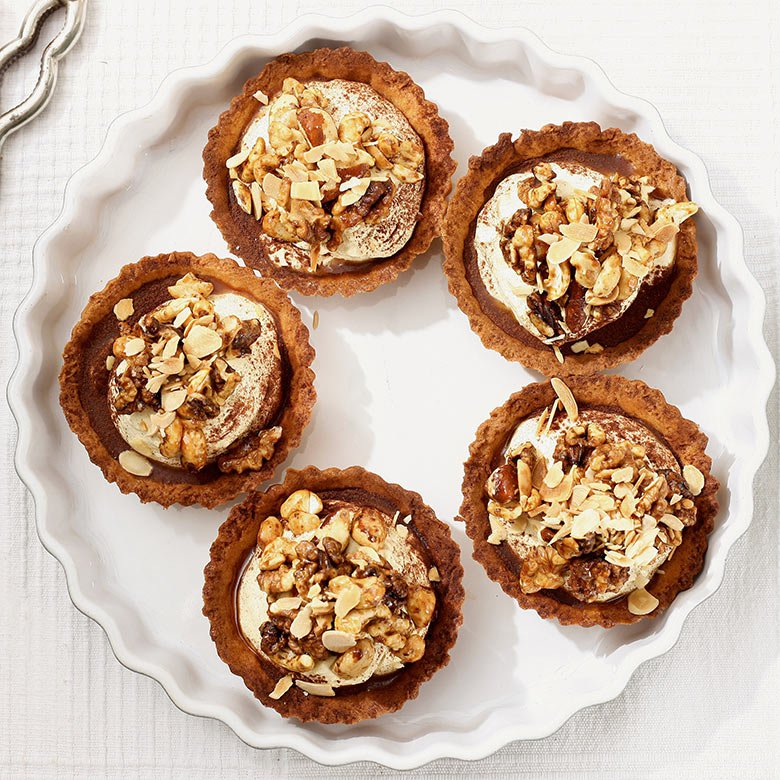Tartlet – nuts