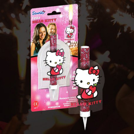 Fontána Hello Kitty