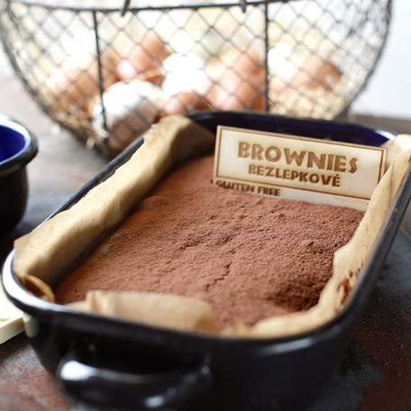 Brownies [gluten free]