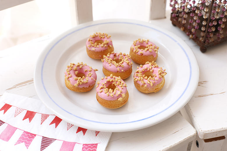 MIni donut – strawberry