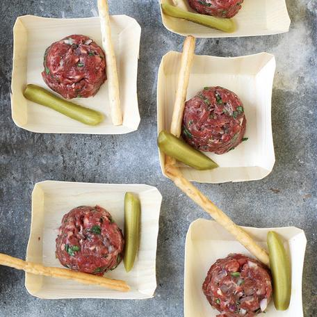 Steak tartare – beef