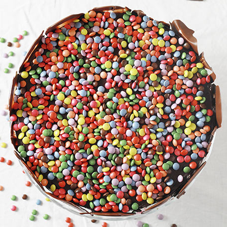 Smarties & chocolate [gluten free]