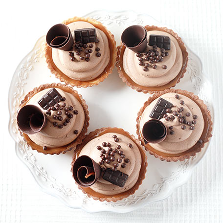Tartlet – chocolate