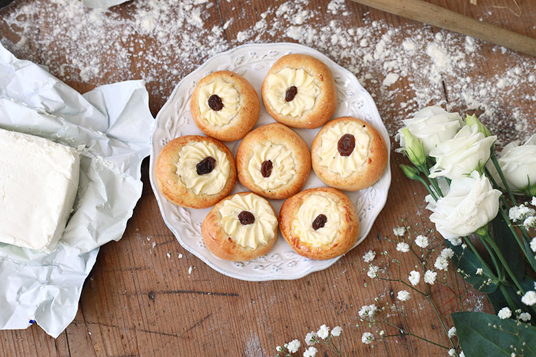 Wedding pastry – quark