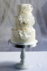 Sample wedding cake #1