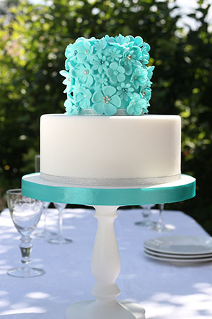 Sample wedding cake #2