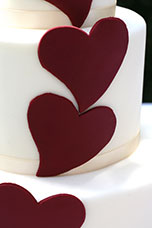 Sample wedding cake #3