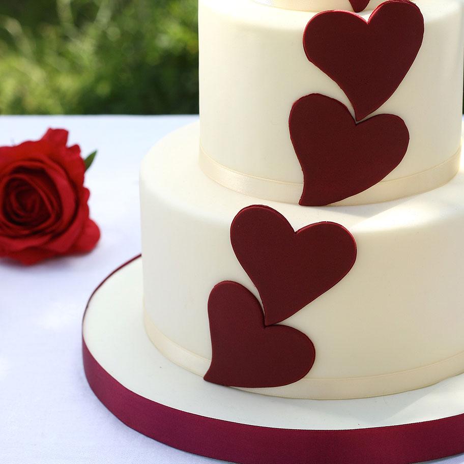 Wedding cakes | nasladko.cz