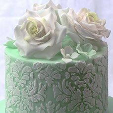 Sample wedding cake #4