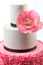 Sample wedding cake #7