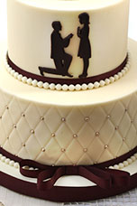 Sample wedding cake #8