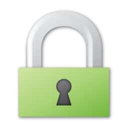 lock icon by webdesigner depot